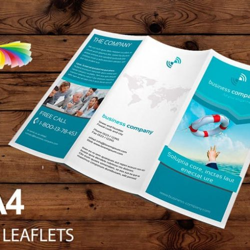 free business leaflets